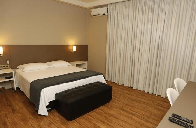 Hotéis de luxo em Blumenau: Himmelblau Palace Hotel