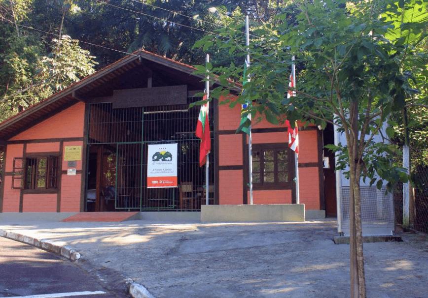 Museu Hering em Blumenau: Parque São Francisco de Assis