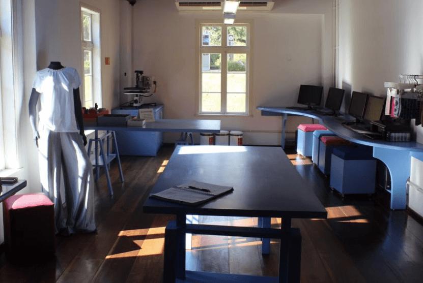 Museu Hering em Blumenau: Interior