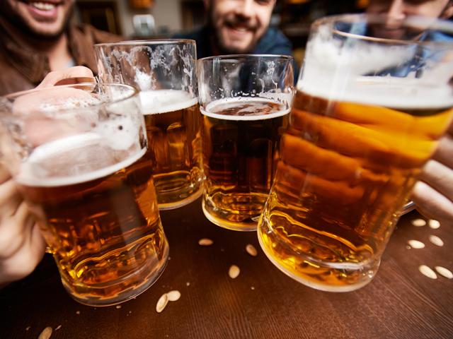 Festival da Cerveja em Blumenau: Brinde