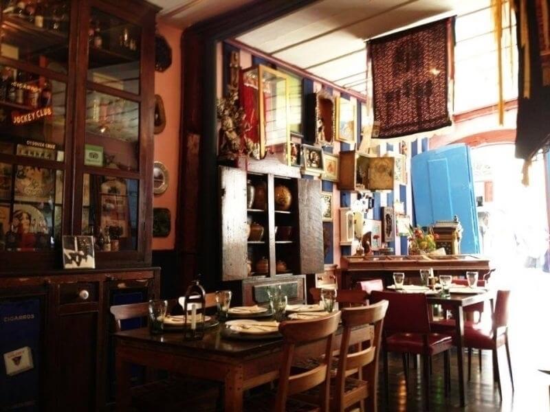 Restaurante Chafariz em Ouro Preto