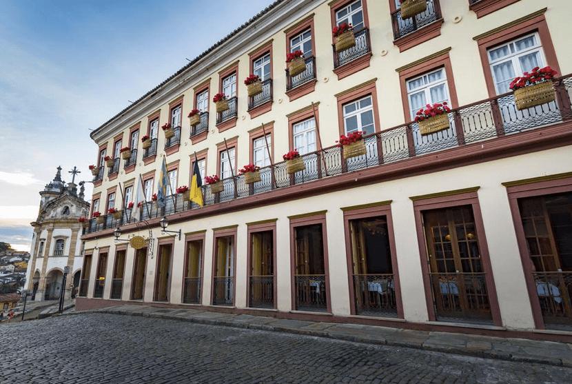 Hotel Solar do Rosário em Ouro Preto