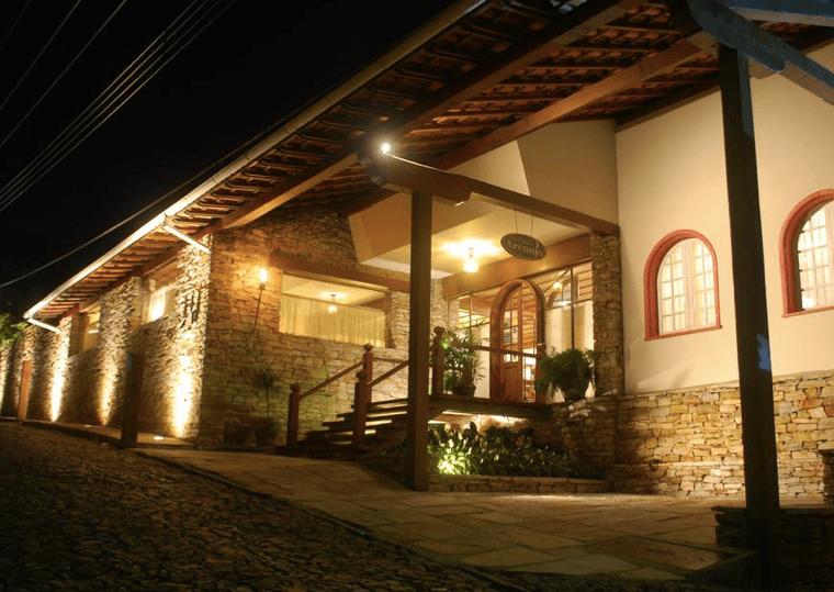 Hotel Pousada do Arcanjo em Ouro Preto