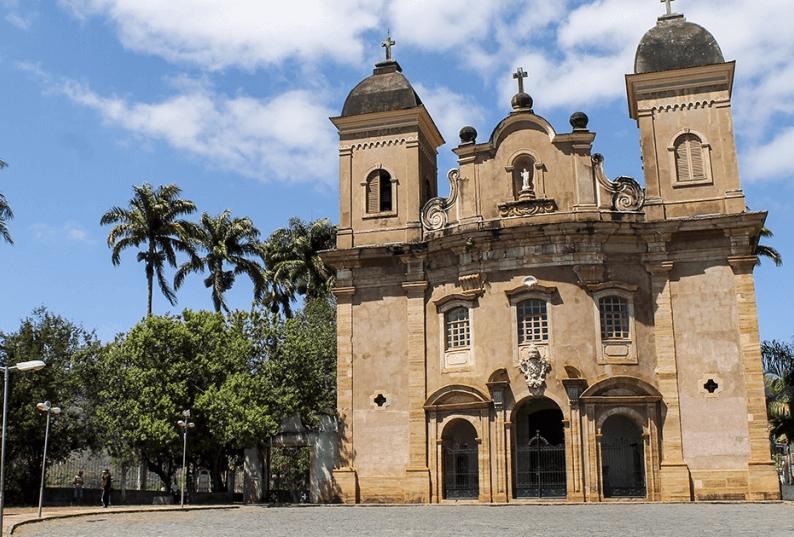 Igreja São Pedro dos Clérigos em Mariana