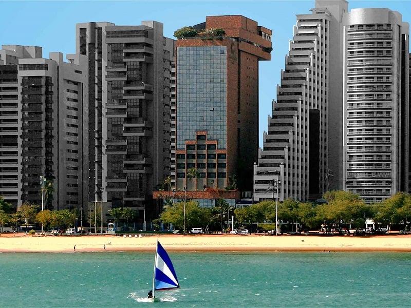 Roteiro de 1 dia em Fortaleza