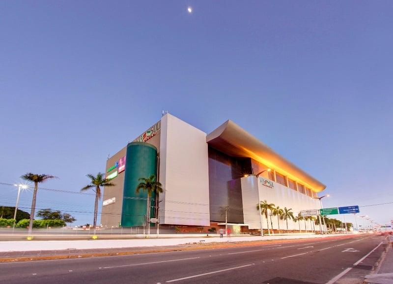 Shoppings em Fortaleza