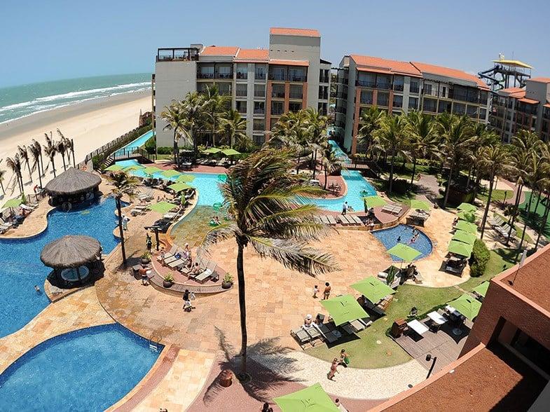 Hotel Beach Park em Fortaleza