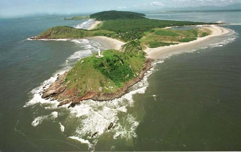 Ilha do Mel saindo de Curitiba