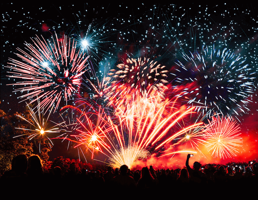 Ano Novo em Curitiba