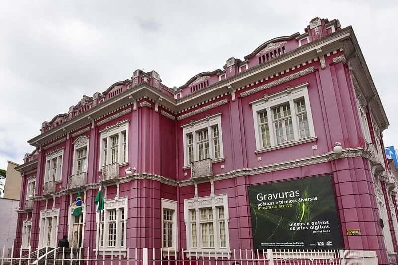 Roteiro de 1 dia em Curitiba