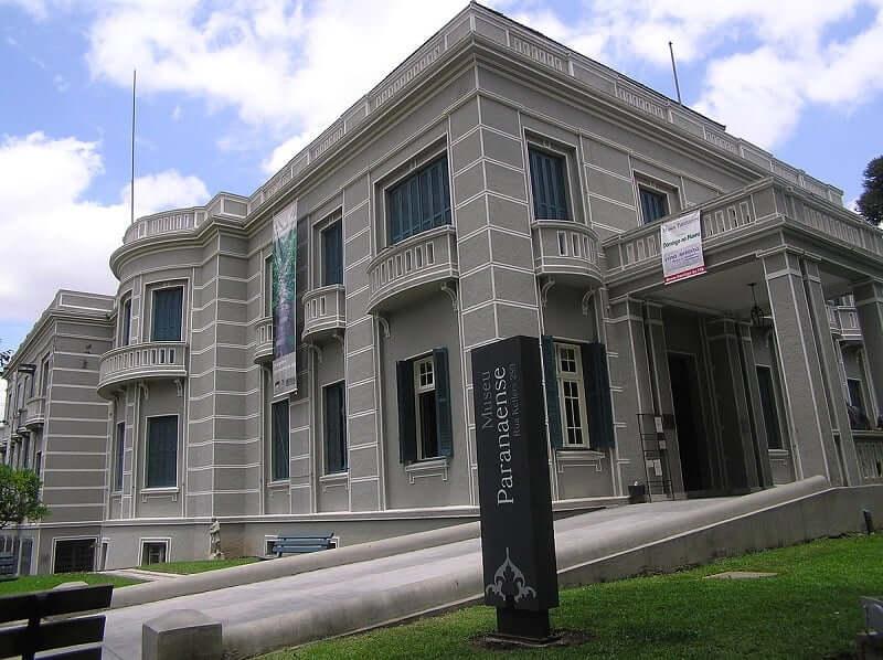 Museus em Curitiba