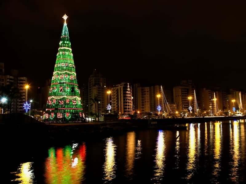 Natal em Florianópolis