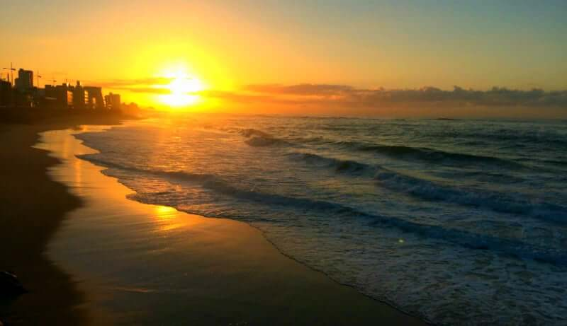 O que fazer em Salvador - por do sol