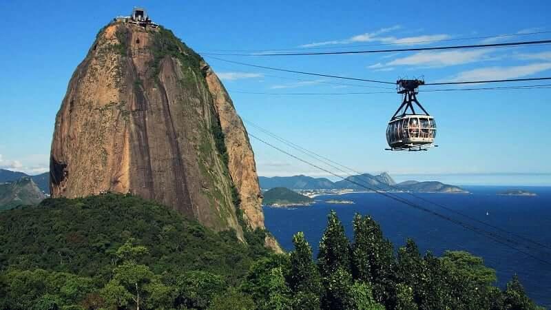 Passeios no Rio de Janeiro