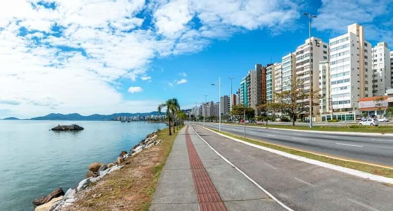 Roteiro de 5 dias em Florianópolis - Beira Mar Norte