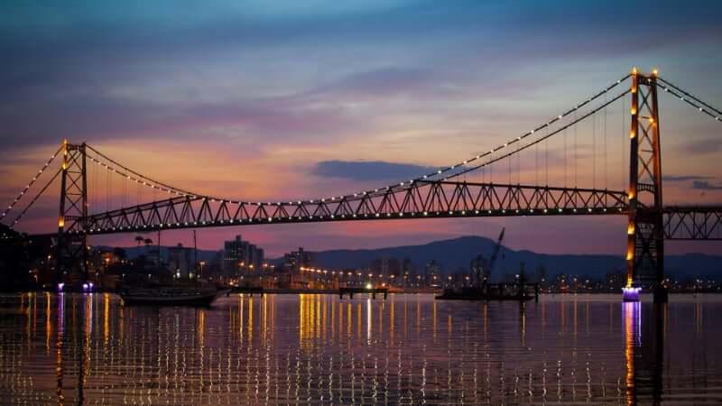 Roteiro de 5 dias em Florianópolis - Ponte