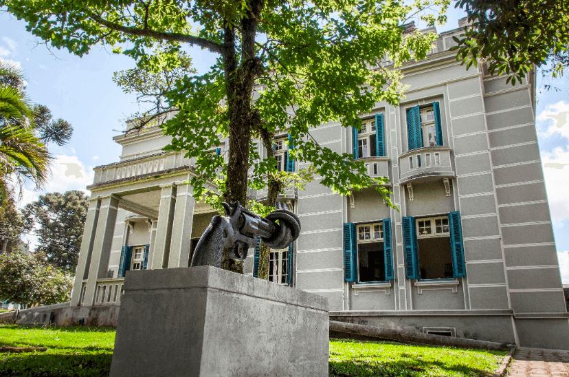 Museu Paranaense em Curitiba