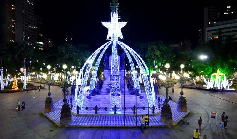 Natal em Salvador: