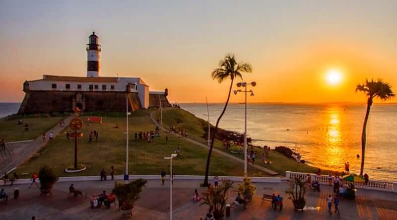 Clima e temperatura em Salvador