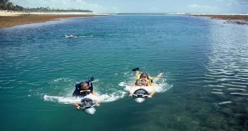 Mergulho em Praia do Forte