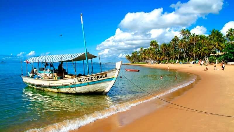 Praia do Forte do Salvador