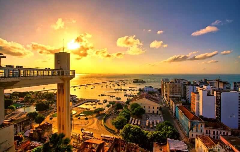 Fuso horário de Salvador e o de Brasília