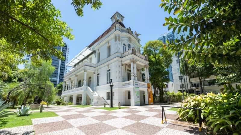 Palacete das Artes em Salvador: