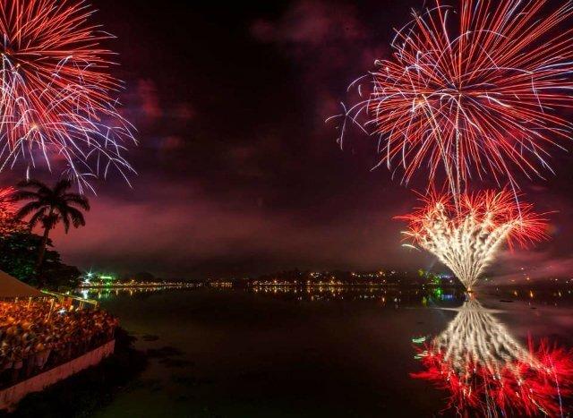 Ano Novo em Belo Horizonte