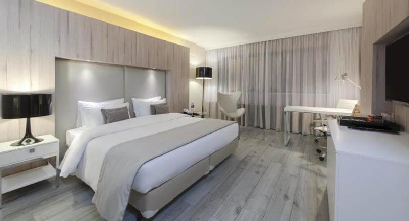 Hotéis de luxo em Belo Horizonte: