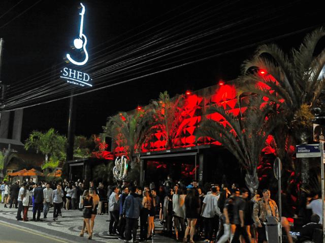 Shed Western Bar em Balneário Camboriú