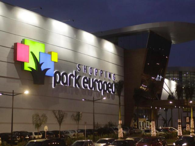 Shopping Park Europeu em Blumenau