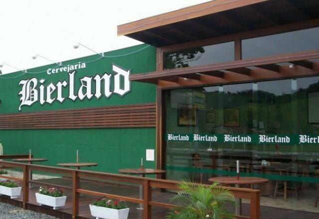 Cervejaria Bierland em Blumenau