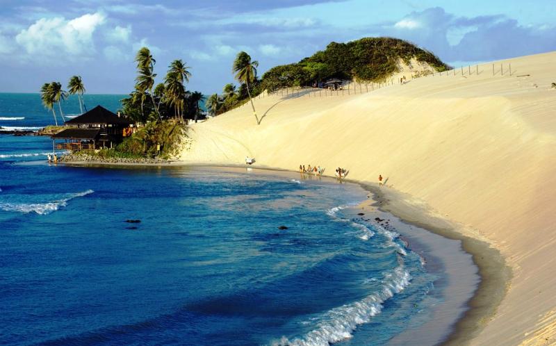 Praia de Ganipabu