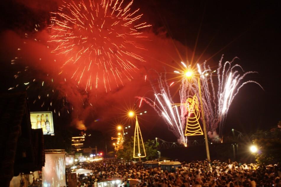 Ano Novo em Blumenau