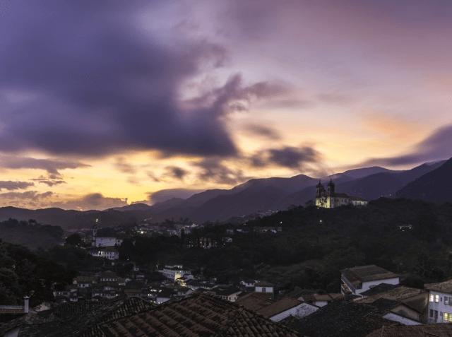 Clima e temperatura em Ouro Preto