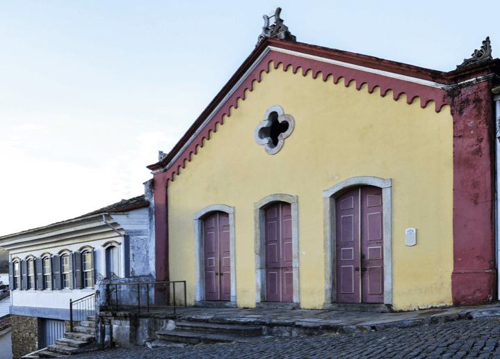 Casa da Ópera em Ouro Preto