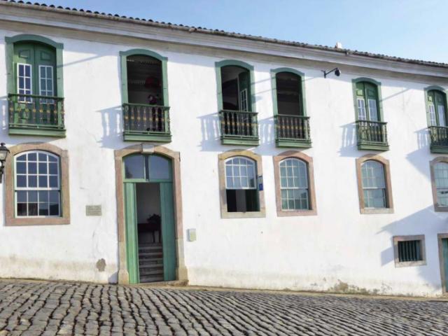 Casa de Tomás Antônio Gonzaga em Ouro Preto