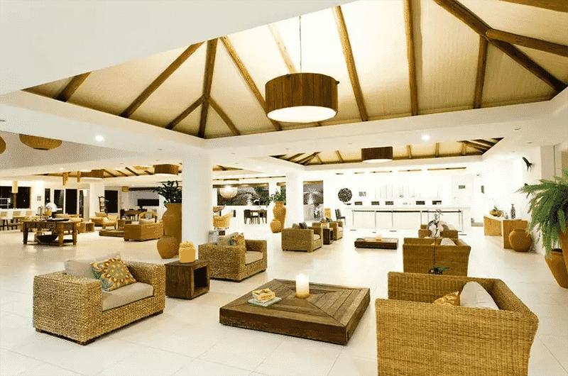 Hall de Resort de luxo em Búzios