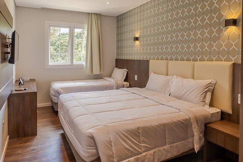 Colina Lagos Hotel em Gramado