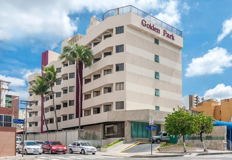 Hotel Golden Park em Salvador