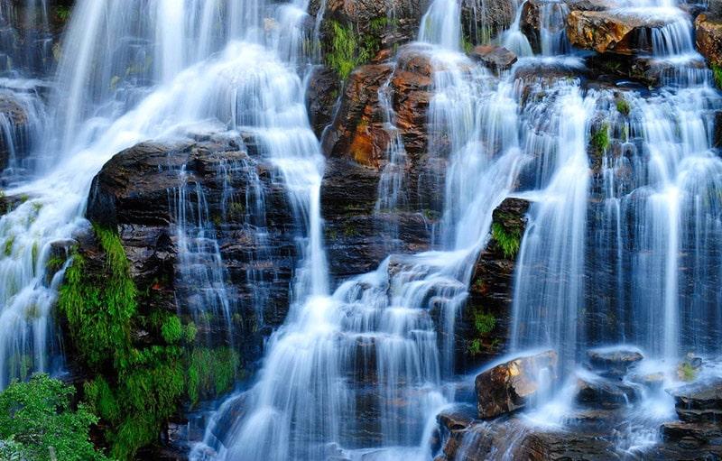 Cachoeira do Parque Nacional da Chapada dos Veadeiros