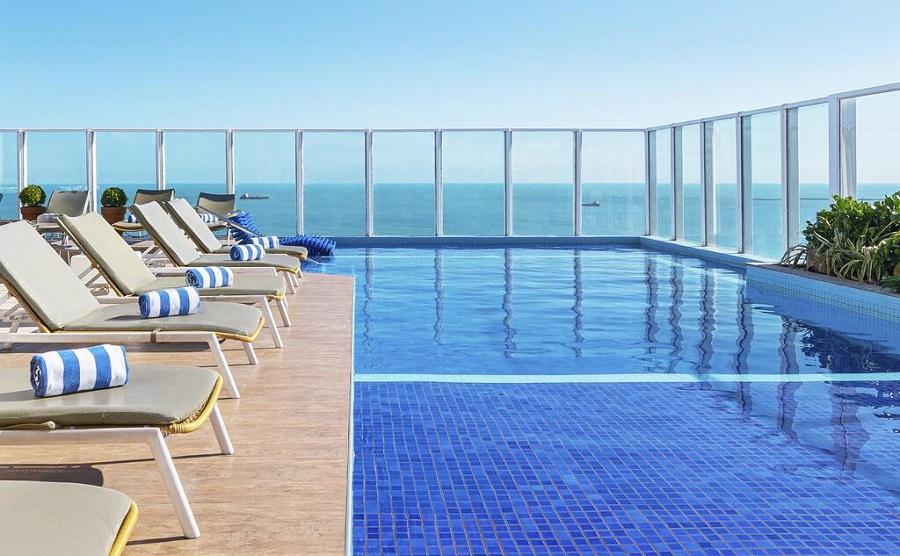 Hotel que já ficamos em Fortaleza