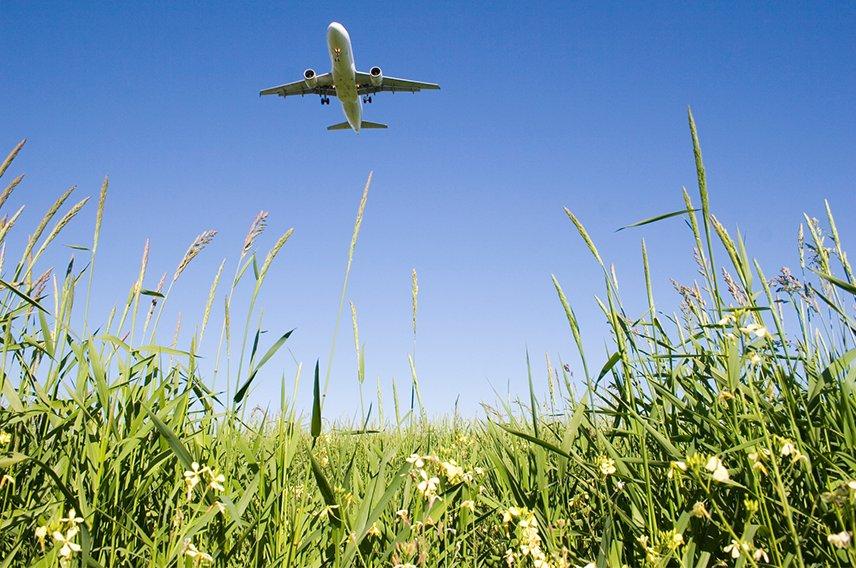Avião para Gramado