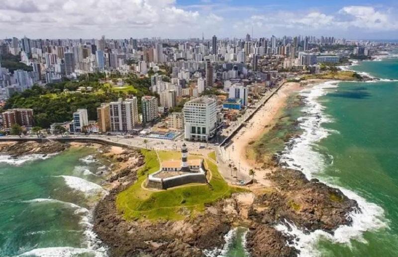 Farol da Barra em Salvador